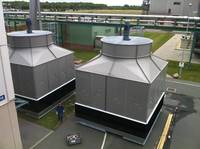 Cooling towers from IKS - Efficient cooling. Economic operation.