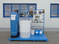 Lasting corrosion protection with water purification equipment